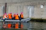 Zodiac Rally on the Seine River