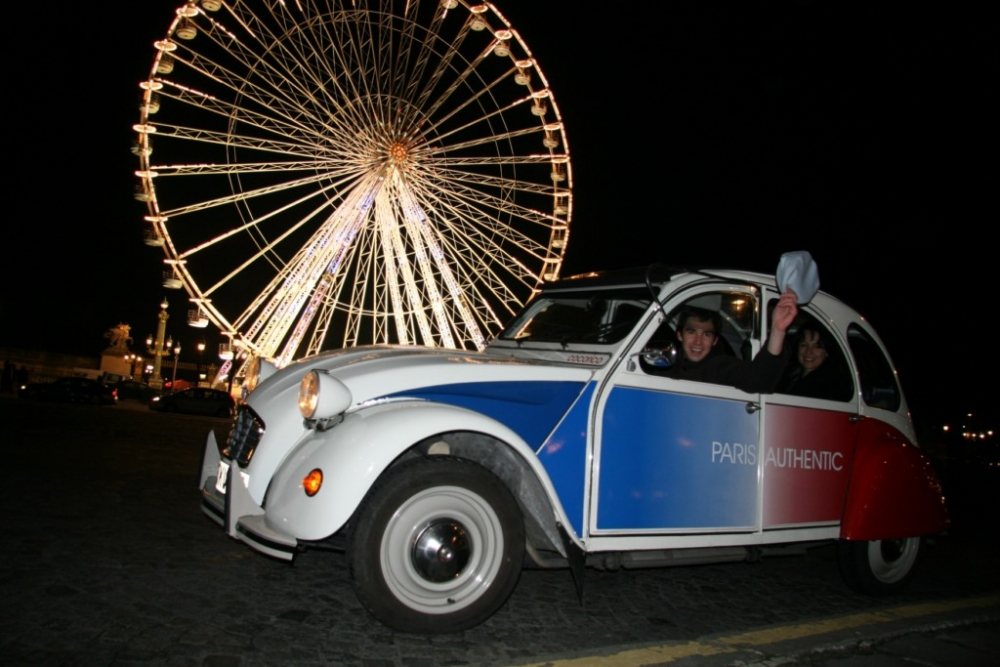 Team building, Discover Paris in authentic 2CV - 6