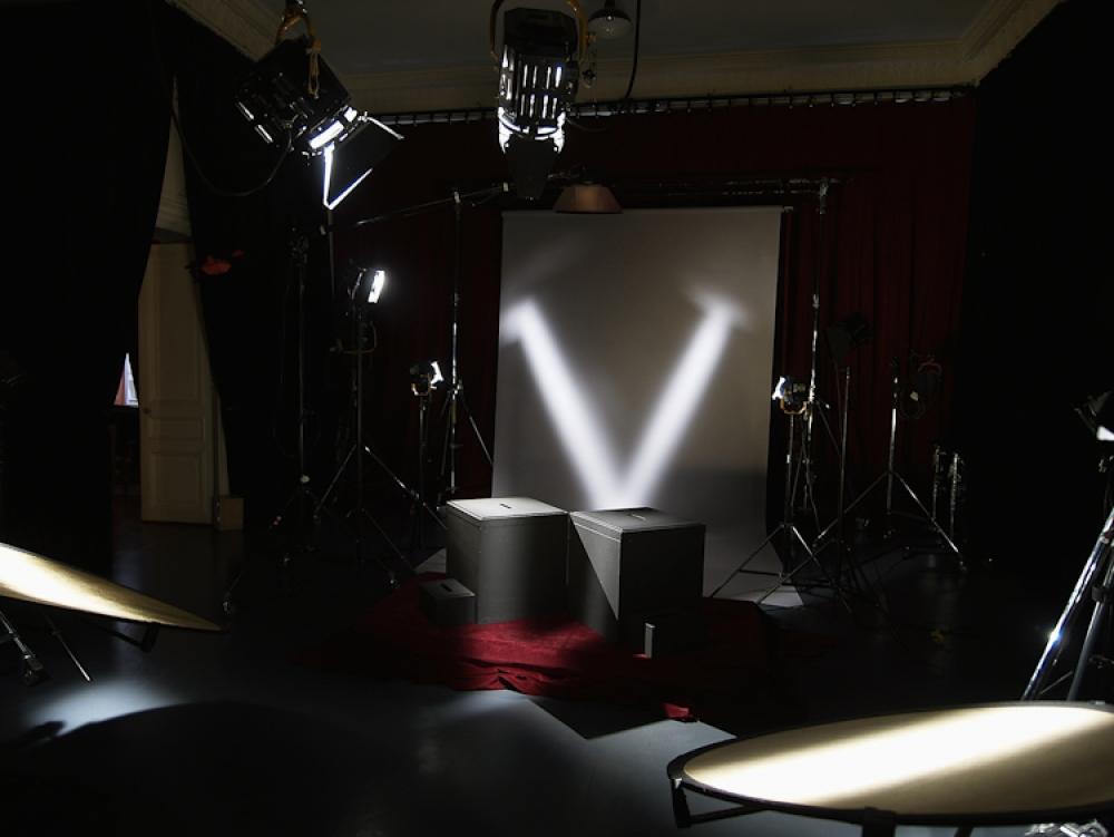 Private Shooting In Paris Studio Harcourt